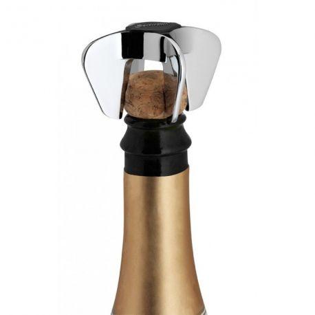 Griffe à champagne Métal Design Screwpull