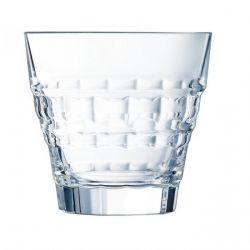 Vintage Cristal d Arques Paris 4 verres à whisky 32 cl