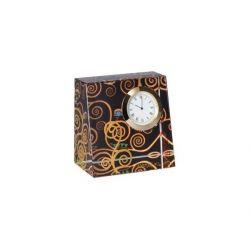 L Arbre de Vie de G.Klimt - Pendule de bureau - Goebel