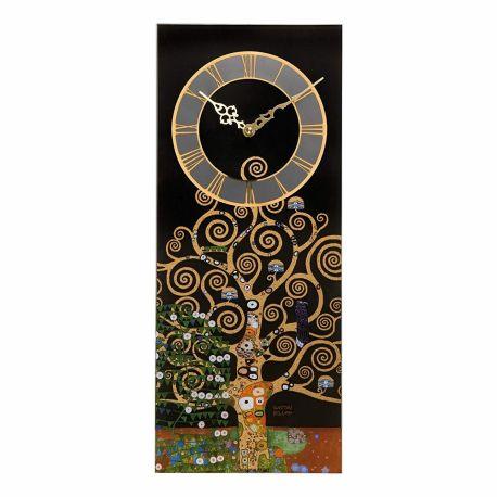 L arbre de Vie, Horloge murale d après Gustav Klimt, Artis Orbis