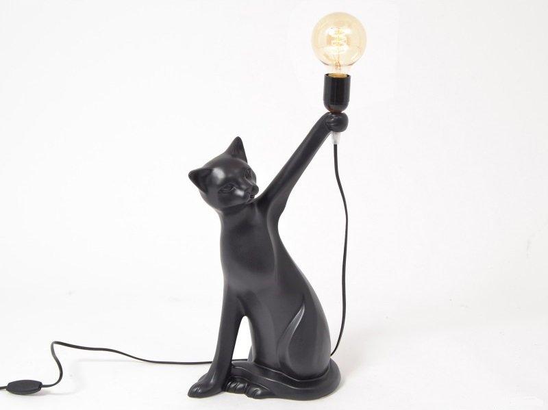 Drimmer Lampe À Avec Cm Shadow Poser Chat 52 Ampoule EYDH2I9W