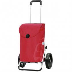 Royal Shopper Pepe rouge, Chariot de courses 2 roues, Andersen