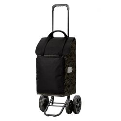 Quattro Shopper Mimi noir, Chariot de courses 4 roues, Andersen