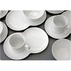 Loft Thomas Sous tasse double pour café ou thé gourmand