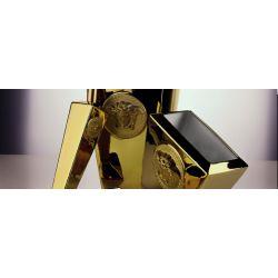 Versace Meets Rosenthal Medusa gold - Bougeoir 20 cm