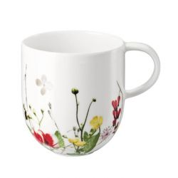 Brillance Fleurs sauvages Rosenthal Mug en Porcelaine Bone China