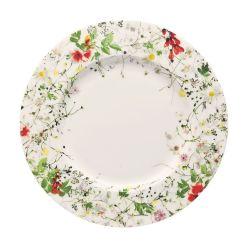 Fleurs sauvages Rosenthal Assiette en Porcelaine Bone China