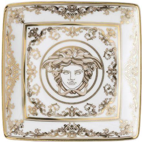 VERSACE - Medusa Gala Gold Coupe Vide poche 12 cm