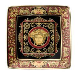ROSENTHAL VERSACE - Medusa Vide poches Rouge 12 cm