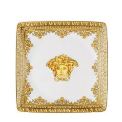 Baroque Bianco - Coupe Vide poche 12 cm - Versace Rosenthal