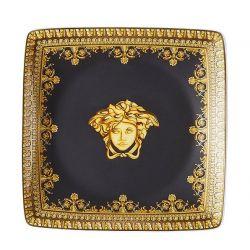 Baroque Nero - Coupe Vide poche 12 cm - Versace Rosenthal