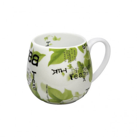 Tea Collage - Infuseur en porcelaine avec filtre inox - Konitz