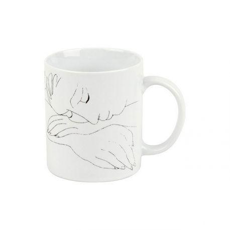 Femme endormie de Picasso, mug en porcelaine