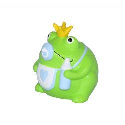 Frogmania Baby Boy Freddy Pomme Pidou,tirelire grenouille