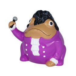 Frogmania Prince Pomme Pidou, tirelire grenouille