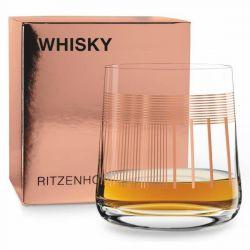 Next Whisky Rayure, verre à Whisky Ritzenhoff sérigraphié