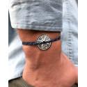 Vent d Argent Marin bracelet argent 925° Vent à la Française