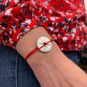 Vent d Argent Grenadine bracelet argent 925° Vent à la Française