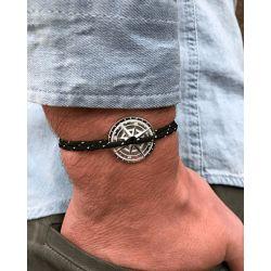 Vent d Argent Tempête bracelet argent 925° Vent à la Française
