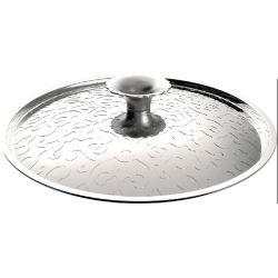 ALESSI - Dressed Couvercle Inox 18/10 Design Marcel Wanders