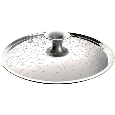 Dressed Couvercle Inox 18/10 Design Marcel Wanders