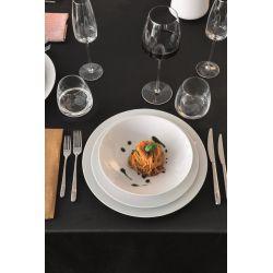 TAC Rosenthal Gropius Assiette creuse 20cm ou 24cm Blanc