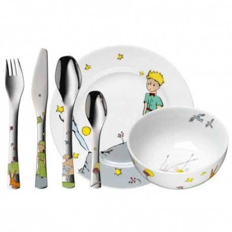 Le Petit Prince - Coffret 6 pièces pour enfants - WMF