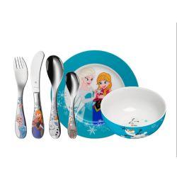 La Reine des Neiges - Coffret 6 pièces pour enfants - WMF