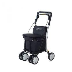 Lett 800 Carlett Chariot de courses avec siège