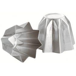 Paderno - Moule à Pandoro (Panettone) aluminium