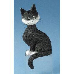 Chat Dubout - Précieuse, figurine en résine 12 cm - Parastone