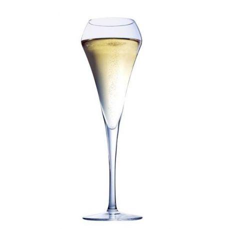 Open Up Chef et Sommelier Effervescent 6 flûtes à champagne 20cl