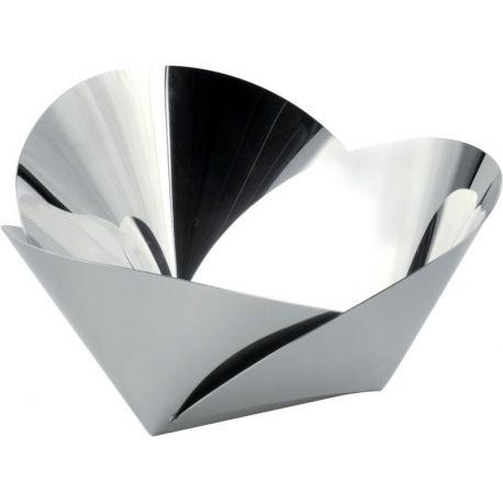 ALESSI - Harmonic Corbeille Inox 22 cm Design Abi Alice