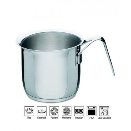 Pots & Pans Bouilloire à lait Tous feux et induction
