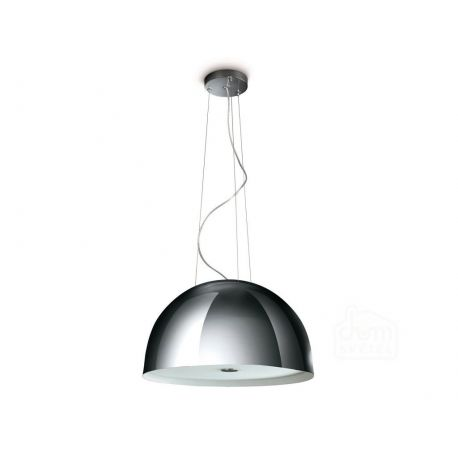 Dubois Philips InStyle Suspension lustre demi globe Chromé Design