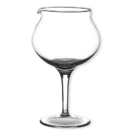 Carole - Carafe à vin en forme de verre à pied - Bruno Evrard