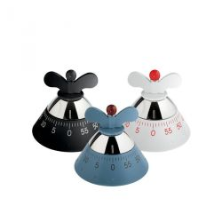 ALESSI - Kitchen Timer Minuteur de cuisine Design Michael Graves