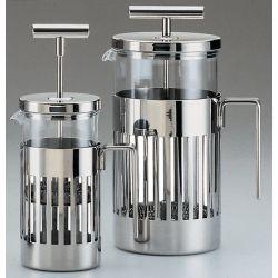 ALESSI Design Aldo Rossi Cafetière Presso-Filtre 3 ou 8 tasses