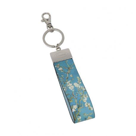 "Porte-clés ""L'Amandier en fleurs"" de Van Gogh"