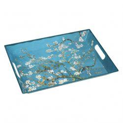 ARTIS ORBIS Amandier en fleur de Van Gogh-plateau en mélamine