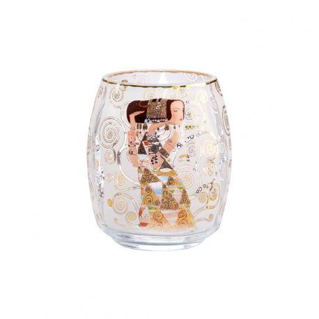 """Photophore """"L'Attente"""" de Klimt"""