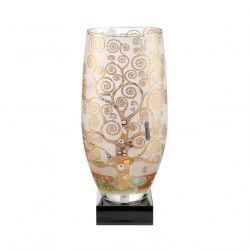 ARTIS ORBIS Arbre de la vie de Klimt-Lampe de table en verre