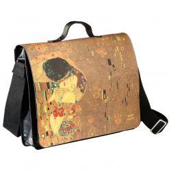 ARTIS ORBIS Le Baiser Sac bandoulière Gustav Klimt décorée