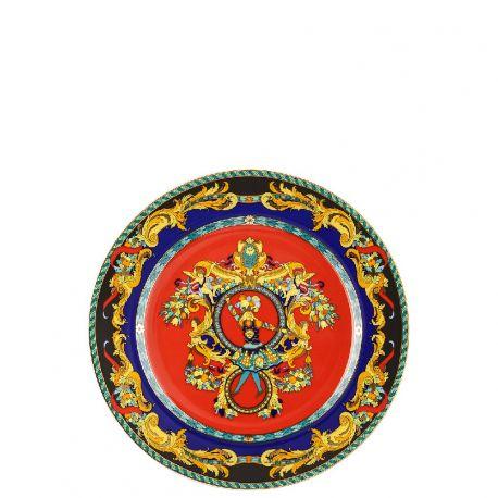 ROSENTHAL Versace Le Roi Soleil Assiette Murale 18cm porcelaine