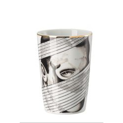 Cilla Marea Rosenthal, Gobelet mug,Tatouage Homme et Baleine