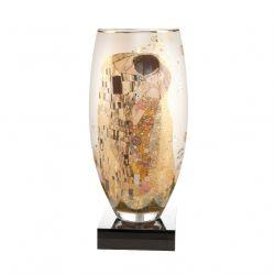 Le Baiser de Klimt-Lampe de table en verre d Artis Orbis