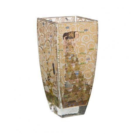 """Vase """"L'Attente"""" de Klimt 22,50 cm"""