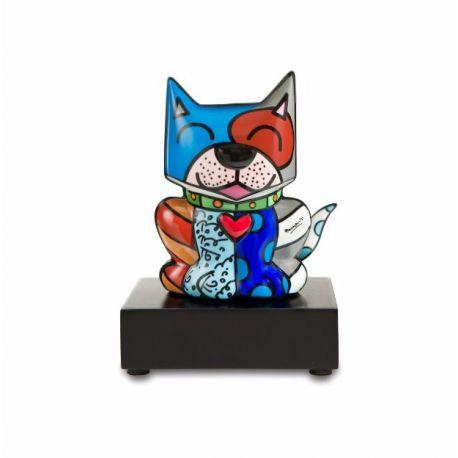 « Great Pals » Figurine Britto 13,5 cm décorée par Artis Orbis