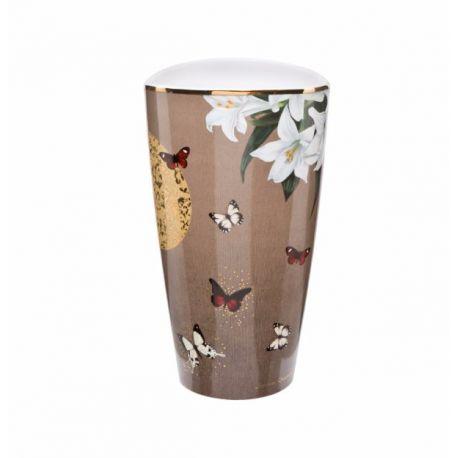 "Vase ""Grey Lillies"" de Joanna Charlotte 24 cm"