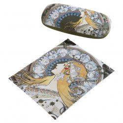 Étui à lunette «Zodiaque» d Alphonse Mucha par Artis Orbis